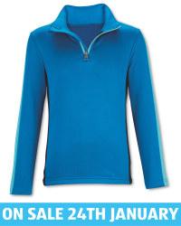Crane Children's Blue Ski Top