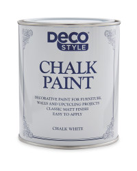 Deco Style White Chalk Paint