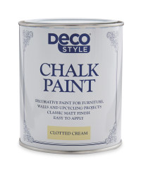 Deco Style Clotted Cream Chalk Paint