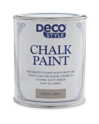 Deco Style Dove Grey Chalk Paint