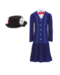 Childrens Mary Poppins Costume