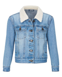 Avenue Children's Blue Denim Jacket