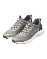 Men's Grey Sustainable Trainers