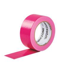 Workzone Neon Magenta Adhesive Tape