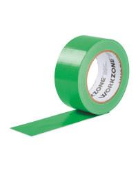 Workzone Neon Green Adhesive Tape