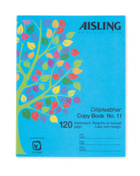 Aisling Writing Copy 120 Pages