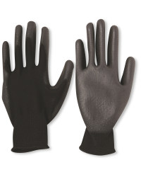 Anthracite Work Gloves 2 Pack