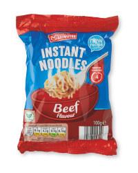 BBQ Beef Instant Noodles