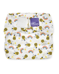 Bambino Mio All in One Nappy Honey