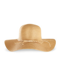 Avenue Ladies' Beach Hat - Beige