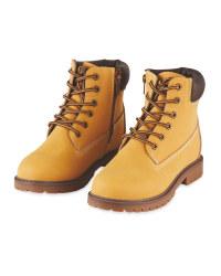 Boy's Winter Boot Tan