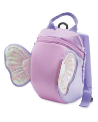Butterfly Toddler Reins Backpack