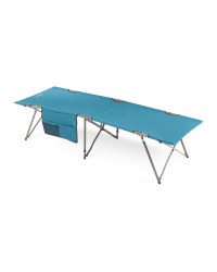 Camping bed - Blue
