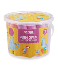 Chalk Tub - Neon