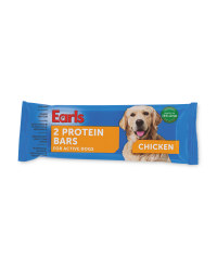Earls Chicken Protein Bars For Dogs