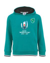 Children's Ireland Rugby Hoody