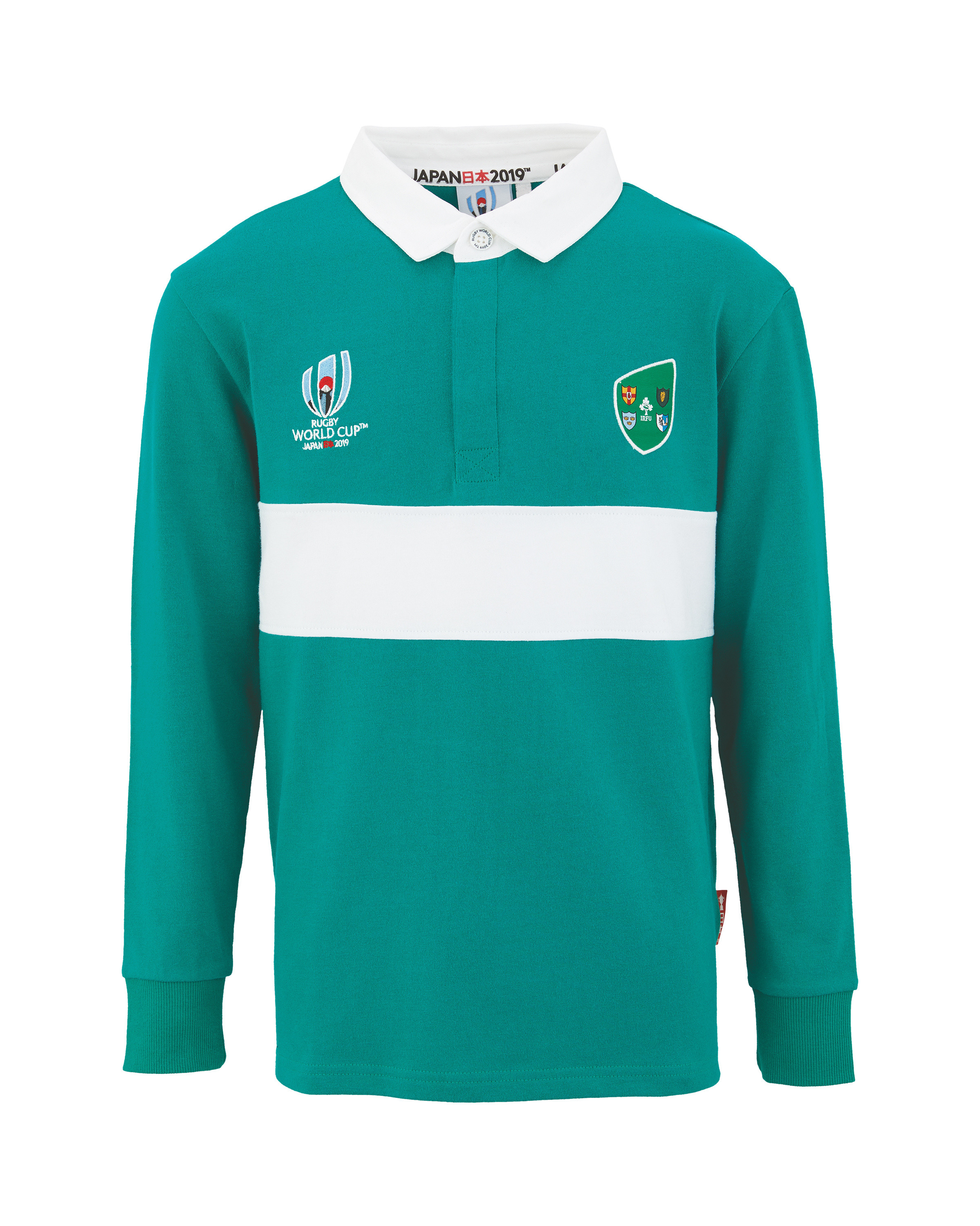 premium selection 67a05 f1e30 Children's Ireland Rugby Top
