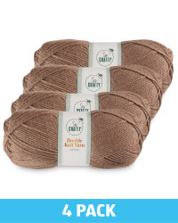 Cocoa Double Knit Yarn