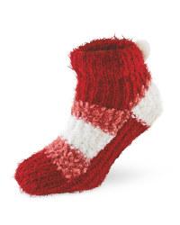 Red Avenue Ladies' Snuggle Socks
