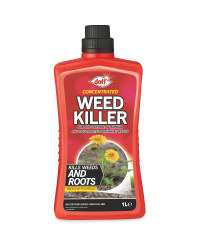 Doff Concentrated Weedkiller 1l