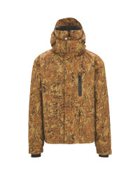 Crane Camo Padded Fishing Jacket