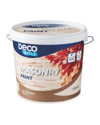 Deco Style Cream Masonry Paint