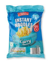 Curry Instant Noodles