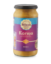 Curry Sauces - Korma