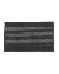 Dark/Light Grey Washable Mat