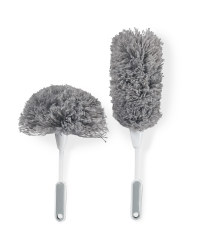 Kirkton House Delicate Duster 2 Pack - Grey