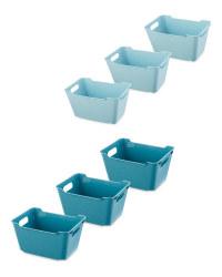 Design Living Boxes 6L 3 Pack