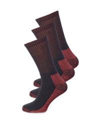 Dickies Work Socks 3 Pack
