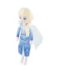 Disney Frozen 2 Talking Plush Elsa