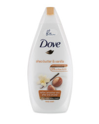 Dove Shea Butter Bodywash