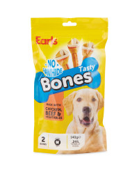 Earls Bones No Rawhide Dog Treats