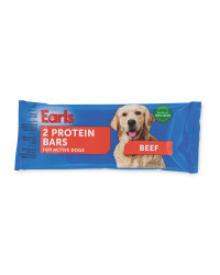 Earls Beef Protein Bars For Dogs