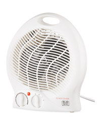 Easy Home Upright Fan Heater
