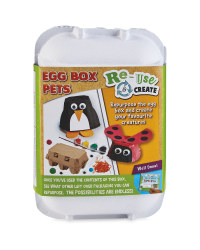 Egg Box Pets Re-Use & Create Kit