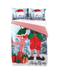 Elf Couple Double Novelty Duvet Set
