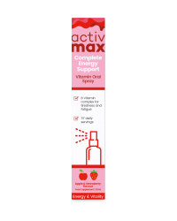 Activ-Max Energy Vitamin Spray