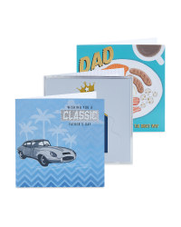 Father's Day Cards & Bottle Bags