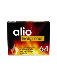 Firelighters - 60 Pack
