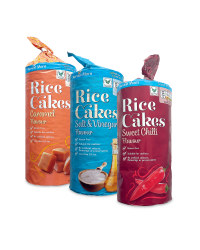 Flavoured Rice Cakes