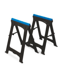 Workzone Foldable Saw Horse 2 Pack