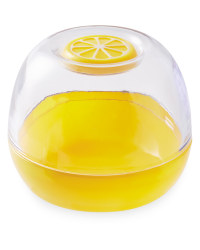 Lemon Food Storage Pod