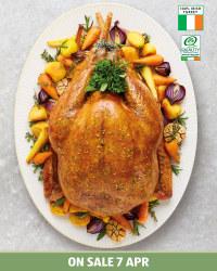 Fresh Irish Large Whole Turkey