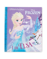 Frozen: I Am Elsa Story Book