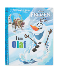 Frozen: I Am Olaf Story Book