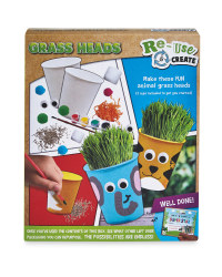 Grass Heads Re-Use & Create Kit