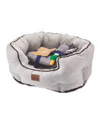 Large Grey Pet Cuddle Bundle